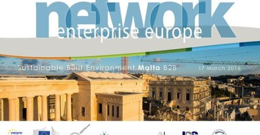 SUSTAINABLE BUILT ENVIRONMENT MALTA B2B